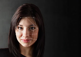 Breath-alcohol detection system that features facial recognition