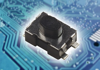 Micro miniature tactile switches suit demanding applications
