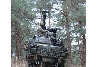 Hawkeye vehicle system to be displayed at DSEI 2017