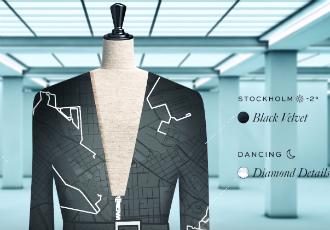 The app that creates a dress based on your personality