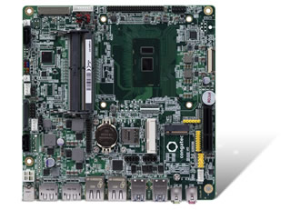 Motherboard is designed for IoT connected devices