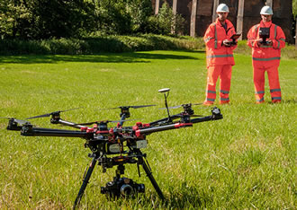 Will the drone become a vital part of tradespersons toolkits?
