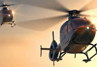 Simulation software improves helicopter pilot training