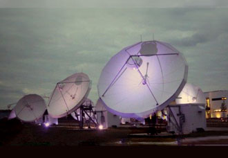 Seven satellite antenna systems provided for new teleport