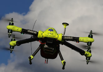 Drones can increase survival from cardiac arrest