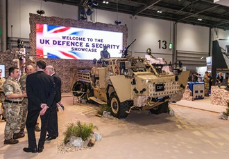 New Land Strike Brigade a key feature of DSEI 2017