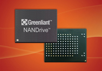 Embedded solid state drives for industrial applications