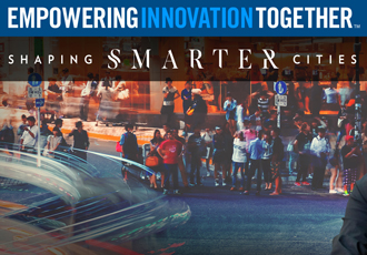 'Shaping Smarter Cities' video series launched