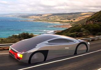 Looking beyond autonomy to energy independent vehicles
