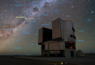 Vital component helps search for earth-like planets