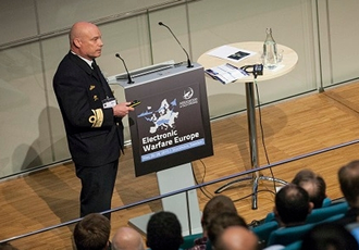 Electronic warfare event heads for London in 2017