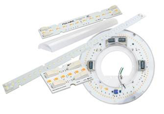 Bespoke LED modules designed for optimum light output