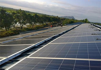 Yorkshire-based company integral to Ghana's largest PV installation