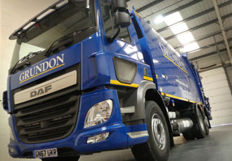 First hydrogen fuel conversion for UK company completed
