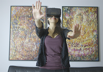Can VR provide the jump-start for the haptics industry?