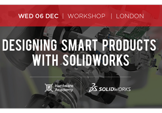 Workshop: Designing smart products with SOLIDWORKS