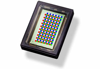 Multispectral image sensor combines colour and NIR imaging