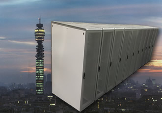 Eleven custom IMRAKS supplied to BT Tower