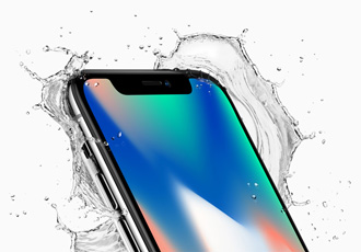 RIP home button: Apple launches iPhone X
