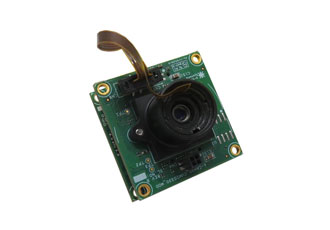Low light camera board optimised for in-car security