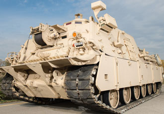 BAE Systems to perform support on M88 recovery vehicles