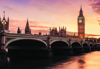 PaaS connects over 28,000 smart street lights in London