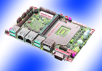 Embedded SBC supports Intel Xeon E3-1200 v5 processor