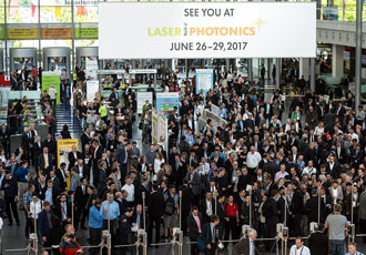 Make way for startups at LASER World of PHOTONICS 2017