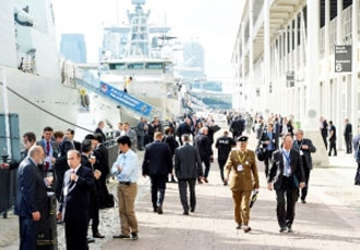 Maritime business to boom as sector's biggest trade events take place
