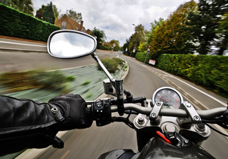 Could motorcycle accidents be prevented with technology?
