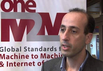 oneM2M's Omar Elloumi scoops 'IoT Evangelist of the Year' award