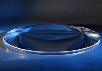 Demanding optical applications receive aspheric lenses