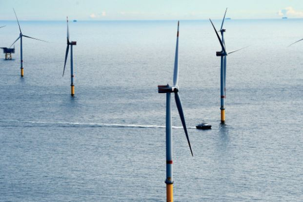 Lowering the cost of offshore wind turbines