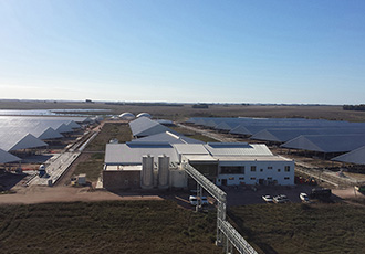 Biogas plant expands sustainable growth in Uruguay