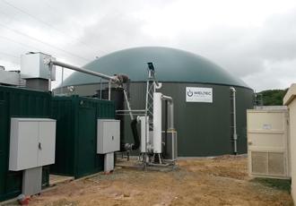 Une installation de biométhanisation agricole atteint les 500 kW