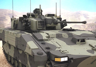 Rack cases chosen for next-gen armoured fighting vehicles