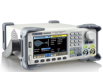 Signal generators offer accurate and modulated waveforms