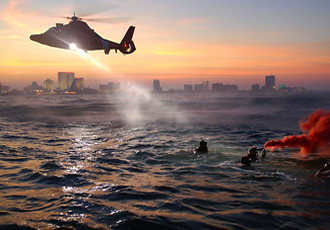Search and rescue operations at sea improve with the help of Spirent
