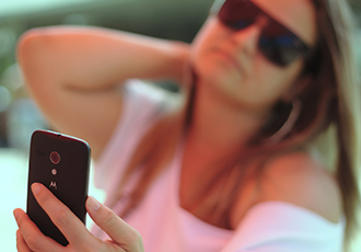 Taking the fight to the 'SAS'… Sexting and selfies