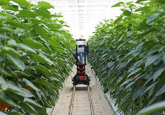 How unmanned vehicles can help farms of the future