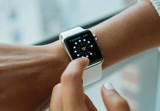 Capacitive technology in wearable devices