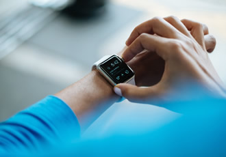 Wearable technologies shaking up content marketing