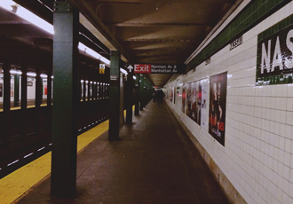 Multi-modal comms system on trial in NYC subway system