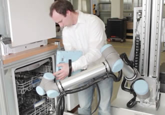 Product testing getting you down? There's a cobot for that