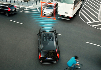 Why do driverless cars crash into each other? To save lives
