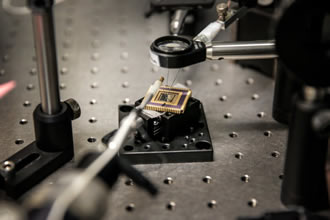 Nanoscale photodetector increases performance without adding bulk