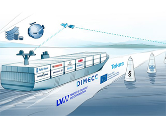 Mapping out a future for autonomous shipping