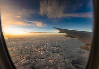 Redirecting flight routes could reduce climate impact