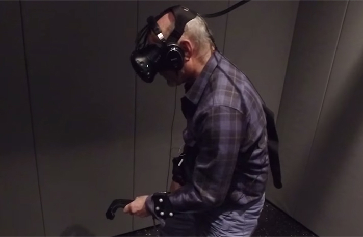 VR helps study origins of fear and anxiety