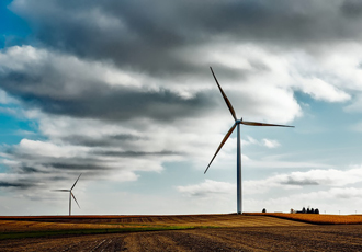 Microsoft data centre to be powered entirely by wind